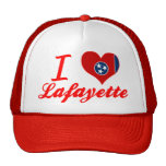 I Love Lafayette, Tennessee Hat