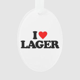 I LOVE LAGER