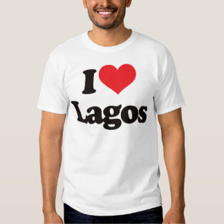 I Love Lagos Tees