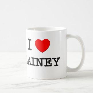 I Love Lainey Coffee Mug