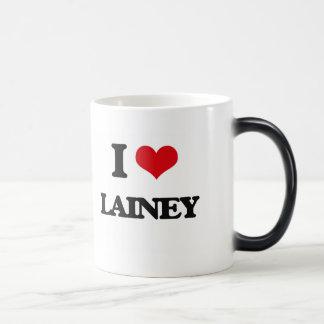 I Love Lainey Morphing Mug