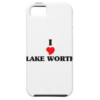 I love Lake Worth iPhone 5 Covers