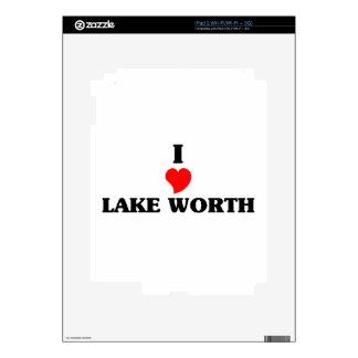 I love Lake Worth Skins For iPad 2