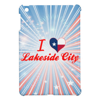 I Love Lakeside City Texas iPad Mini Cases