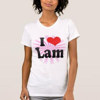 I Love Lam Tees