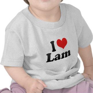 I Love Lam T-shirt