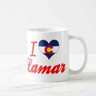 I Love Lamar, Colorado Coffee Mug