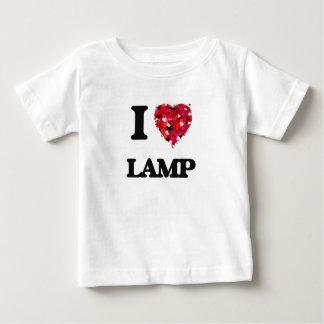 I Love Lamp Tshirts
