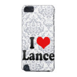 I love Lance iPod Touch (5th Generation) Covers