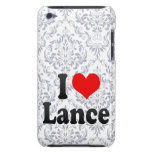 I love Lance iPod Touch Case