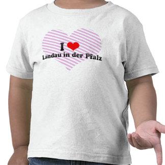 I Love Landau in der Pfalz, Germany T-shirt