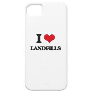 I Love Landfills iPhone 5 Case