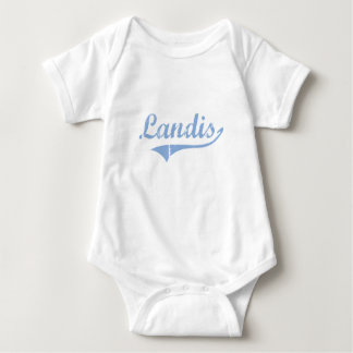 I Love Landis North Carolina Infant Creeper