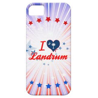 I Love Landrum, South Carolina iPhone 5 Case