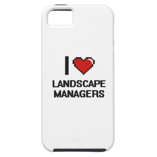 I love Landscape Managers iPhone 5 Covers
