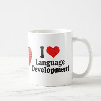 I Love Language Development Mug