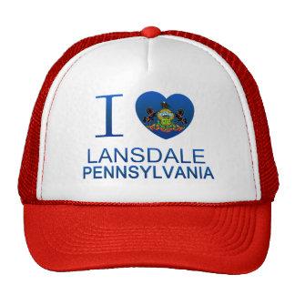 I Love Lansdale, PA Trucker Hat