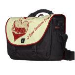 I love lantern flies! laptop messenger bag