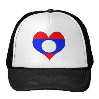 I Love Laos Trucker Hat