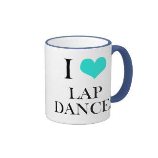 I Love Lap Dances Coffee Mug