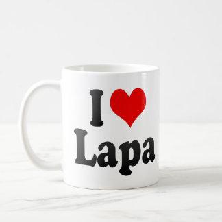 I Love Lapa, Brazil. Eu Amo O Lapa, Brazil Coffee Mug
