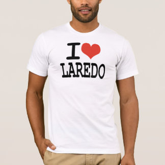 I love Laredo T-Shirt