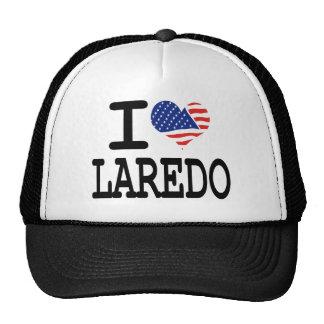 I love Laredo Trucker Hat