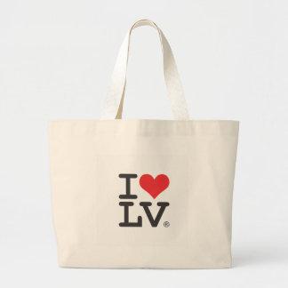 I Love Las Vegas Tote Bags