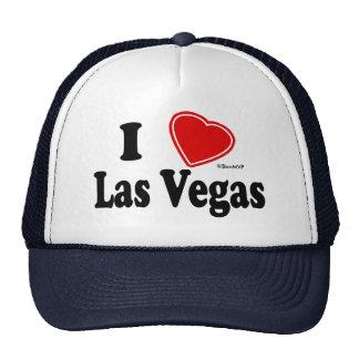 I Love Las Vegas Trucker Hat