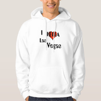 I Love Las Vegas Hoody