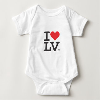 I Love Las Vegas Infant Creeper