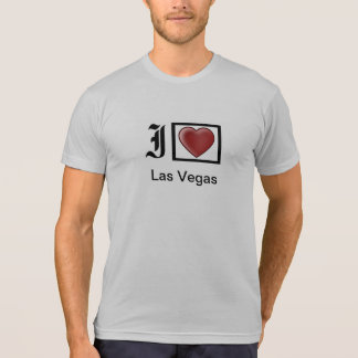 """I Love Las Vegas Men's T-Shirt"""