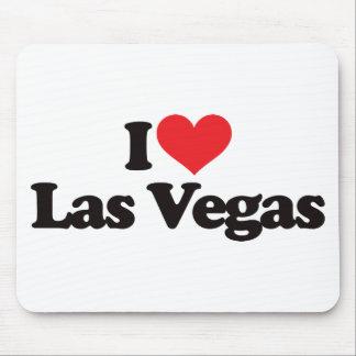 I Love Las Vegas Mouse Pad