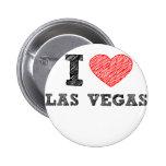 I Love Las Vegas Pin