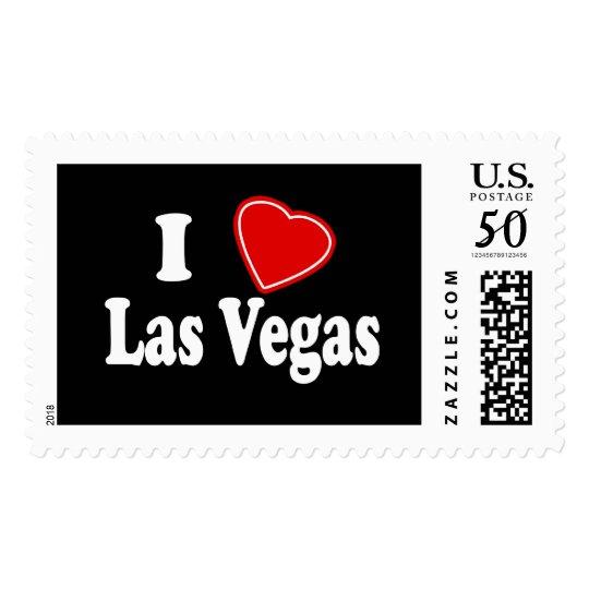 I Love Las Vegas Postage