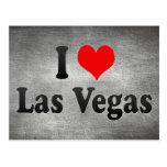 I Love Las Vegas, United States Post Cards