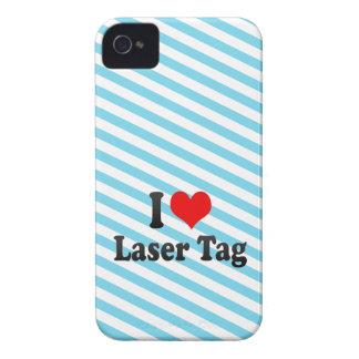 I love Laser Tag Case-Mate iPhone 4 Case