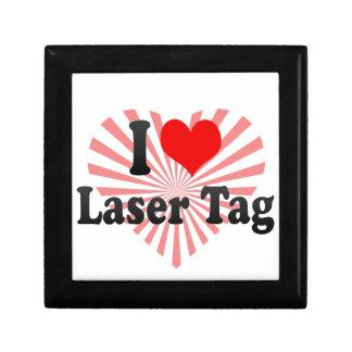 I love Laser Tag Gift Box