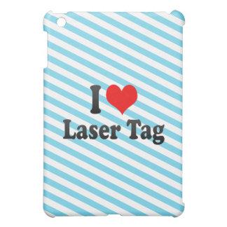 I love Laser Tag iPad Mini Covers