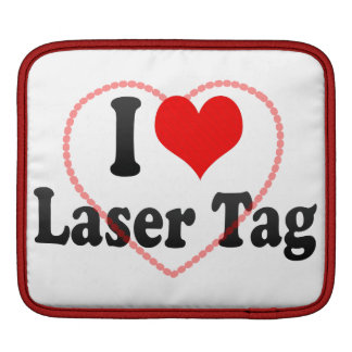 I love Laser Tag Sleeve For iPads