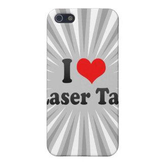 I love Laser Tag iPhone 5 Case