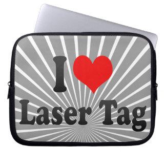 I love Laser Tag Computer Sleeves