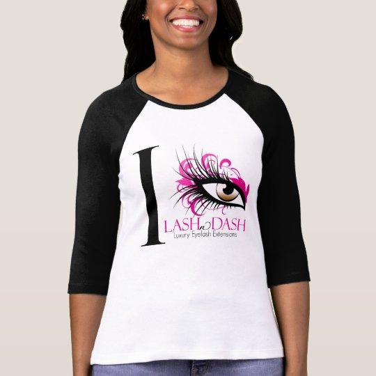 I Love Lash n Dash T-Shirt