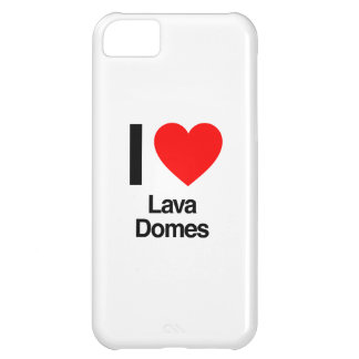 i love lava domes iPhone 5C cases