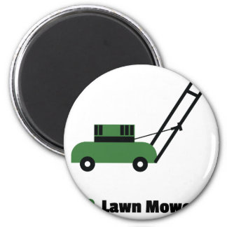 I love Lawn Mowers Magnet