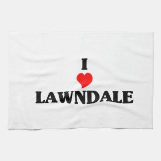 I love Lawndale Towels