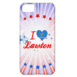 I Love Lawton, Oklahoma Case For iPhone 5C