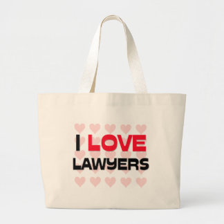 I LOVE LAWYERS BAGS