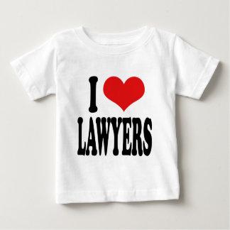 I Love Lawyers Tees