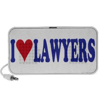 I Love Lawyers Travelling Speaker